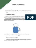 Teorema de Torricelli - Copy