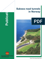 Subsea Road Tunnels