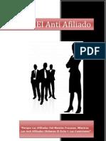 El Anti Afiliado Reporte Gratis