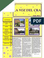 La Voz Del c.r.a. 2013