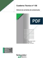 Calculo de Corrientes de Cortocircuito de Schneider