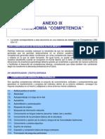 a09 Taxonomia Competencia