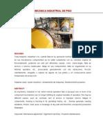 Mecánica Industrial de Piso