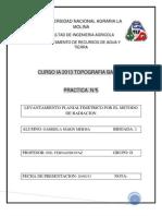 Informe Topo 5(Gaby)