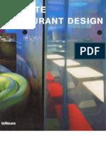 diseno interior - ultimate restaurant design.pdf