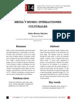 Actas SIC08 - Media y Museo