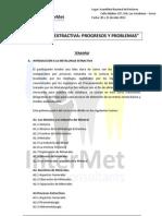 TEMARIO METALURGIA EXTRACTIVA