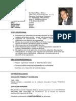Curriculum Vitae Dante