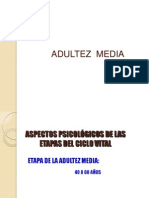 Adultez Intermedia Exponer