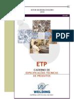 Welding - ETP