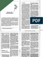Cao y Rubins - La Estructura Institucional de Las Provincias Rezagadas