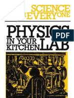 Physics in Your Kitchen Lab MIR
