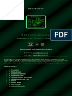 Syntheway Percussion Kit VSTi (Orchestral, Latin, African, Afro-Cuban, Afro-Caribbean & Mallet) Software