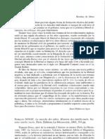 Dosse, Francois - La Marcha de Las Ideas
