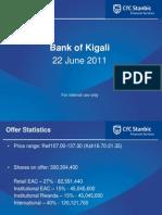 Bank of Kigali