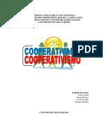 Cooperativismo (Rodrigo)