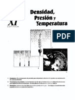 Quimica11 Densidad Presion Temperatura