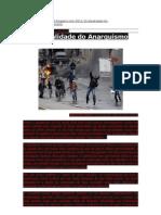 Mario Rui Pinto__a Atualidade Do Anarquismo