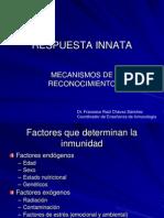 Componentes de La Inmunidad Innata