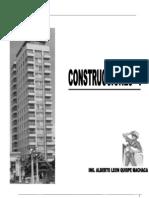 Construcciones i