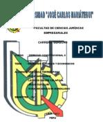 Monografia Derecho Constitucional II