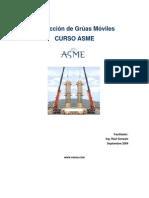 Inspeccion de Gruas Moviles-Curso ASME
