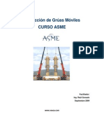 Inspeccion de Gruas Moviles-Curso ASME