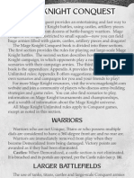 Mage Knight - Conquest Rules Dec 2002