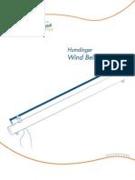 Windbelt Manual