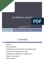 Diseño de turbinas axiales