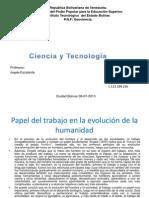 Blog de Ciencia y Tegnologia
