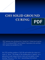 Ch5 Solid Ground Curing
