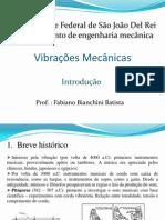 curso de vibrações - modulo I