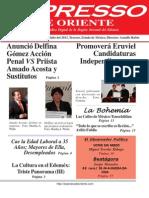 Expresso de Oriente 8 de Julio Del 2013