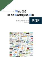 Web 2.0 in de Kortrijkse bibliotheek