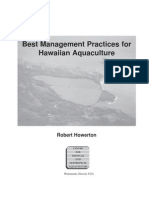aquaculture - best management practices