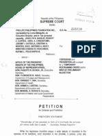 RH Law Petition 205720