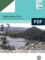 cage aquaculture