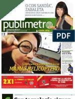 20130507 Mx Publimetro