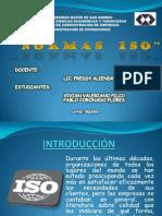 Trabajo Normas ISO