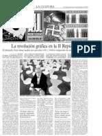 La Revolución Gráfica en II República - Eric Satué