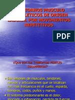 Lesiones Musculo-Esqueleticas