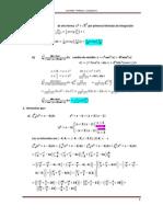 Examen Parcial Calculo II