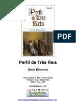 Livro Perfil de Tres Reis