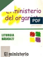 El Ministerio Del Organista_Casals
