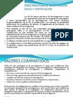 BASES DE LAS BUENAS PRÁCTICAS DE INVESTIGACION- AC COMUNITARIA (1)