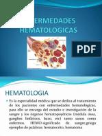 Enfermedades Hematologicas Maestra Cithya