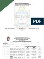 PLANIFICACION RAZONAMIENTO MATEMATICO.doc