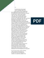 Birches excerpt