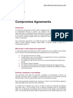ER27 Comp Agreements